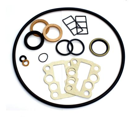 CMS-207730-10 Air Motor Repair Kit-1