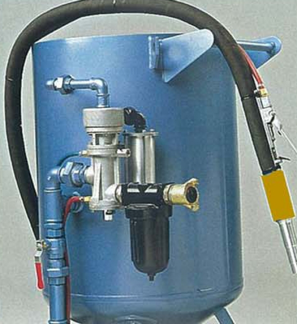 Portable Abrasive Blast Equipment